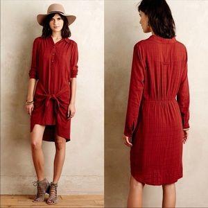Anthropologie Maeve Bloomsbury Dress